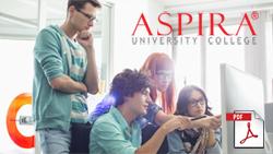 Preuzmi brošuru Studiraj Računarstvo na Aspiri